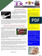 HACER August 2016 Newsletter