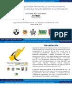 Pérez Gómez - Mercado y VT Orgánico-Minerales