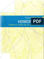 BORILLO. Homofobia