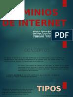 Dominios de Internet