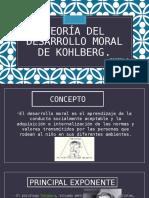 Teoría Del Desarrollo Moral de Kohlberg DIAPOSITIVAS (1)