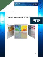Novedades de Catsat v4.3