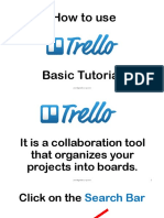 How to use Trello a Basic Tutorial - Jenrose Arellano - Your Legendary VP
