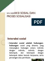 INTERAKSI SOSIAL DAN PROSES SOSIALISASI.pdf
