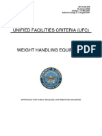 ufc 3-320-07n weight handling equipment, with changes 1-2 (15 august 2007)