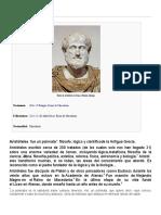 Aristóteles Y ETICA