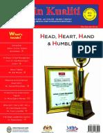 Buletin Kualiti IPQ Bil. 5 Edisi 2 2016