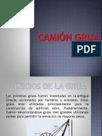Diapositivas de Camión Grua