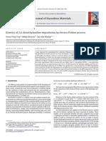 Cinetica de Degradacion Del 2,6 Metilthyanilina Usando Procesos Fentonpdf