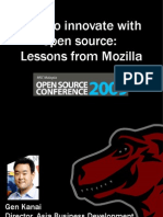 How To Innovate With Open Source