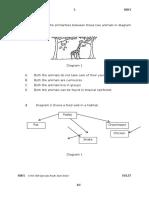 P6 Trial 1- paper 1