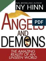 Angels and Demons Benny Hinn