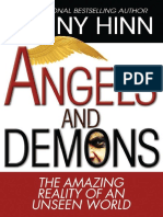 Angels and Demons Benny Hinn