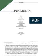 grabados jesuitas - typus mundi