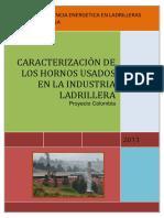 CARACTERIZACION DE LOS HORNOS DE LA INDUSTRIA LADRILLERA.pdf