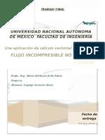 Aplicación Del Cálculo Vectorial en La Carrera de Ingenieria Mecánica (Mecánica de Fluidos)