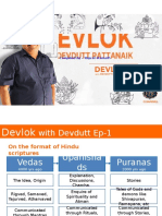 Devlok With Devdutt S1 Ep1