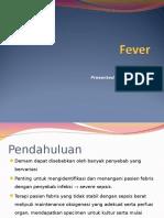 4. Fever