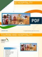 Tourism and Hospitality January 2016