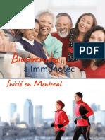 Presentación del Immunocal