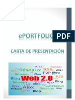 ePortfolio carta de presentación