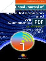 IJDIWC_Volume 3, Issue 2