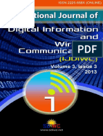 IJDIWC_Volume 3, Issue 3