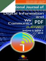 IJDIWC_Volume 5, Issue 2