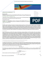 Similarity Analysis between Scale Model and Prototype of Large Vibrating Screen.pdf