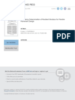 Laboratory Determination of Resilient Modulus for Flexible Pavement Design
