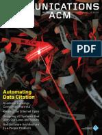 Communications of ACM - September 2016