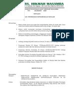 Ppi 8. Kebijakan Kewaspadaan Isolasi