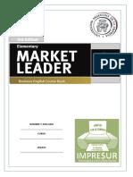 Tapa Market Leader 4333