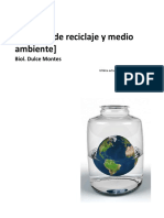 Terminos de Reciclaje y Medio Ambiente