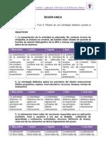 RUBRICA DESARROLLADA DE EVALUACIÓN.ACTIVIDAD 3