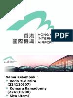 Hongkong International Airport Presentation