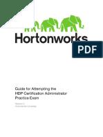 HDPCA-PracticeExamGuide