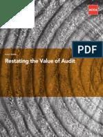 ACCA Audit Report
