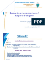 Accords Et Convention 2