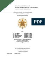 Satuan Acara Penyuluhan Dm Krg Bjg