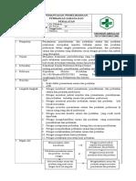 10. SPO Pemantauan, Pemeliharaan, Perbaikan Sarana Dan Peralatan