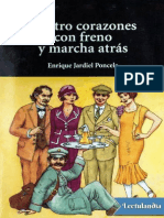 Enrique Jardiel Poncela - Cuatro Corazones Con Freno y Marcha Atras