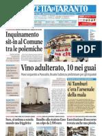 Sit-In Altamarea_Gazzetta Del Mezzogiorno