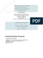 Industrial Ruber Product Address