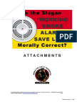 Is the Slogan Working Smoke Alarms Save Lives Morally Correct?-Attachments