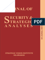 Journal of Security and Strategic Analysis (JSSA) Journal PDF