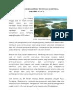 Pentingnya Keseragaman Informasi Geospasial