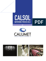 Calsol Process Oils