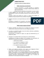 Modelo Examen Final - Practico