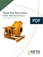 KETO Pumps K-HS Product Brochure_A4_0